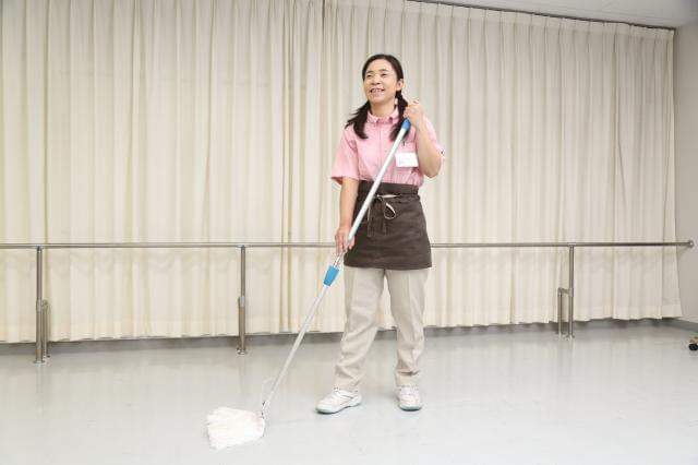 株式会社アヅマビルサービス/清掃/パート/三越前