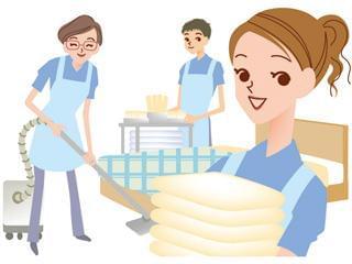 主婦(夫)のみなさん、お子さんが帰ってくるまでの時間を清掃の仕事で有効活用しましょう!