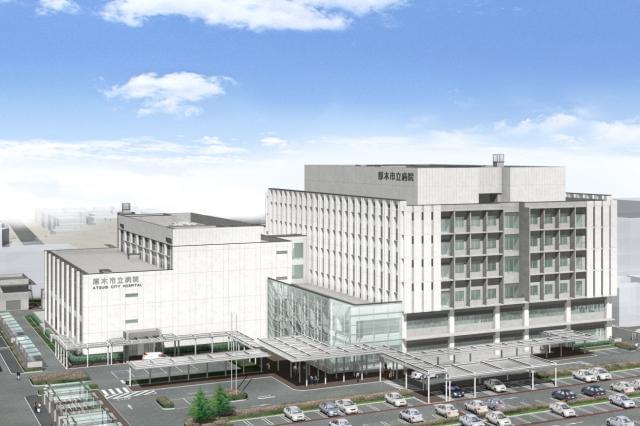 平成29年にリニューアルしたばかりの綺麗な病院でのお仕事です。