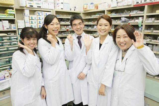 JR茨木駅からすぐ!医療事務、薬局事務経験者、大歓迎