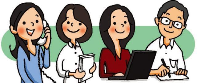 ≪採用担当からのメッセージ≫先輩スタッフと力を合わせて、営業所内の事務処理をおまかせします!