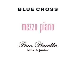 Blue Cross/Mezzo Piano/Pom Ponette