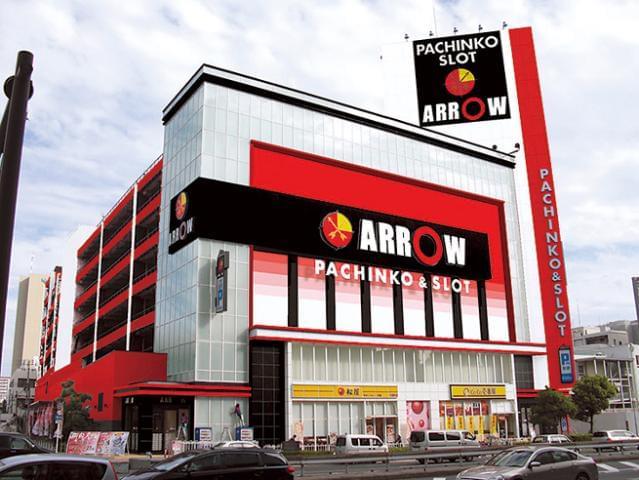 ARROW 浪速店 1枚目