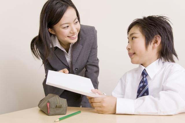 生徒に直接指導することはありませんが、志望校に合格した!などと話を聞くことができると、きっと一緒に感動できますよ。