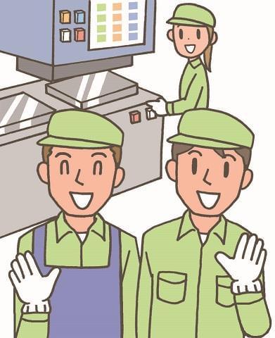 未経験歓迎の金属加工のオシゴト☆ がんばり次第で直接雇用も目指せる環境です!