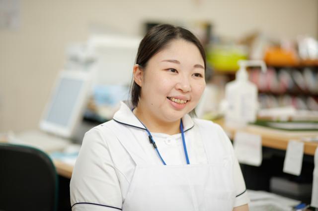 ◆◆ 看護師Yさん(入職3ヶ月目) ◆◆クリニックから、施設看護師へ。