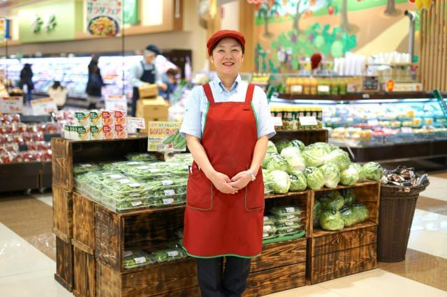 地域密着の食品スーパー「サミット」。住友商事100%出資なので、安心して働くことが出来ます。