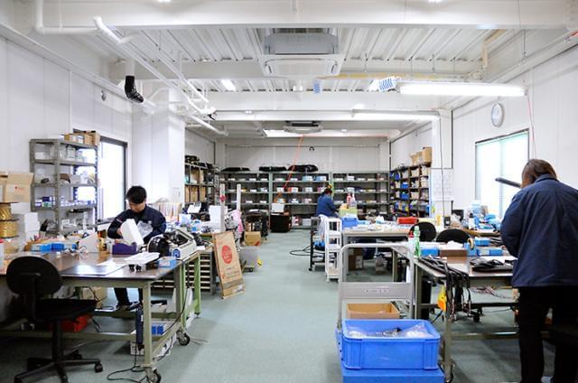 東光自動車工業株式会社 東大阪営業所 1枚目