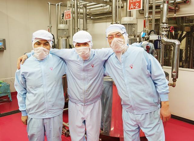 味覚糖株式会社 奈良工場