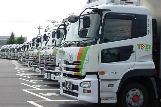 輸送から保管・梱包まで! 多様な総合物流サービスで、厚い信頼を頂いています。