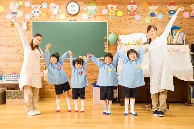 大阪市内で保育の転職をお考えなら!ベルサンテスタッフにお任せください。