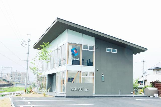 本社は香芝市に昨年移転したばかり!大阪にも支社があり、さらに奈良で新店舗を開設予定です。