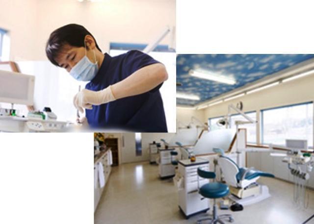 ★急募!!★ 最初は明るく丁寧な挨拶を心がけられればOK! 清潔感あふれる歯科医院でノビノビ働けます♪
