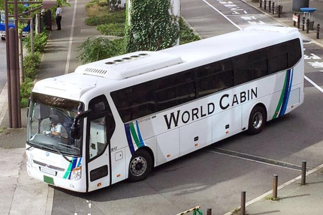 大阪・東京・千葉・福岡にも拠点を構える、国内唯一のインバウンド(外国人旅行者)専門バス会社です。