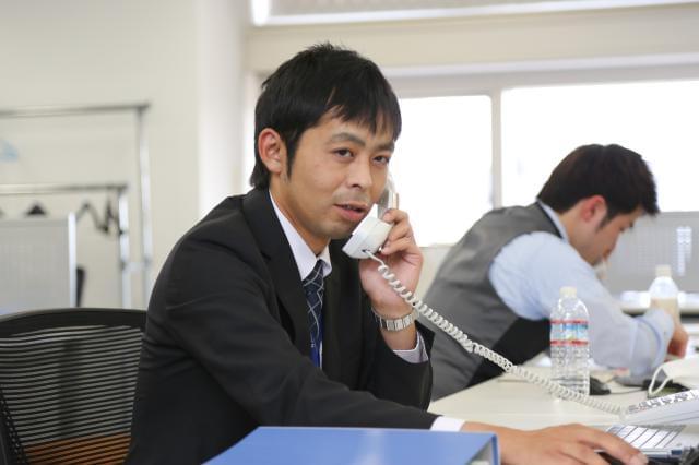 営業社員よりSさん(熊谷営業所)