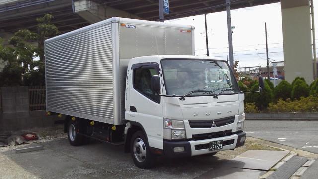 東京都貨物輸送評価制度で、CO2削減度★×2を獲得!環境にもスタッフにも優しい会社を目指します。