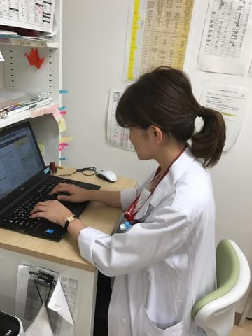 医療事務の学習歴があっても勤務経験がないという方、ぜひご応募ください!一から丁寧に指導いたします!