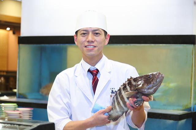「魚を捌くのは初めて!」というアナタ、プロになれるので安心して下さい。