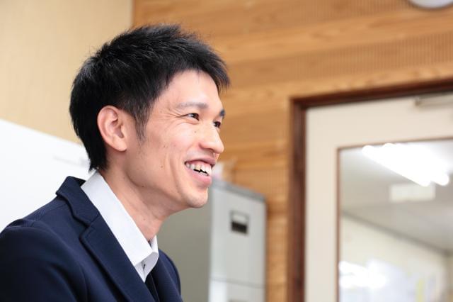 【インタビュー】当社には先輩上司が新人をしっかり支える風土があります。(営業部次長37歳勤続13年)