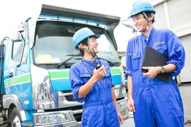 リサイクル業界を引っ張っていくという強い意志が、当社にはあります。