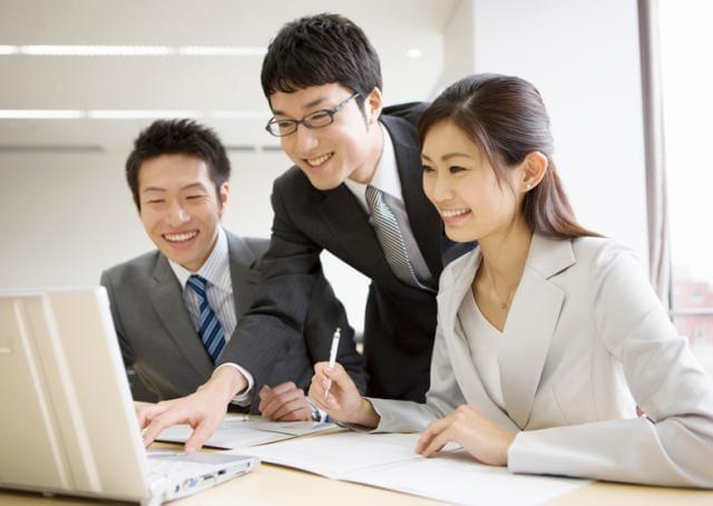 大手企業のグループという強みを生かして事業を展開しています。当社で営業としてのキャリアをスタートしませんか。