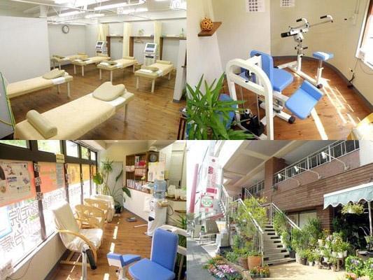 「青葉台駅」から徒歩2分の明るくきれいな鍼灸院です。便利な立地で通勤も仕事帰りのお買物もラクラク♪