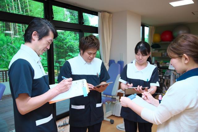 医療法人明樹会 介護老人保健施設 夢眠やまざくらの求人情報