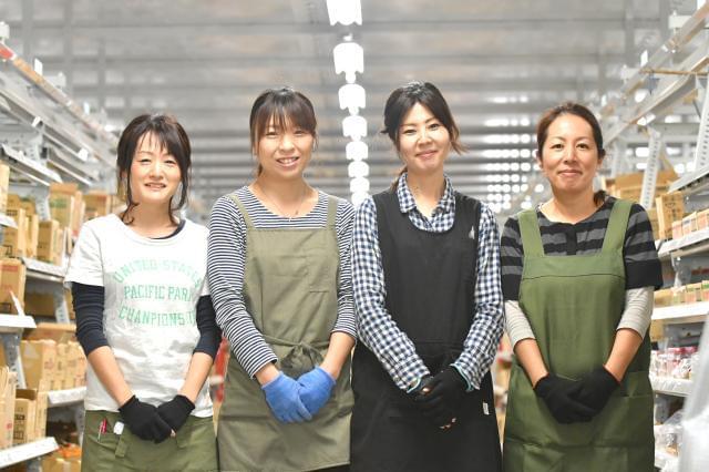 女性スタッフ3名活躍中!大所帯ではありませんが、和気あいあいとコミュニケーションのとれた職場です。