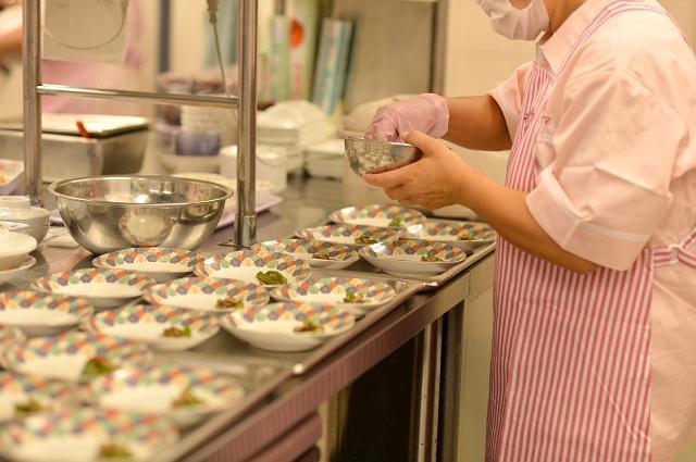 毎日異なる献立でバラエティに富んだお食事を提供しています。あなたのレシピの幅も広がりますよ♪
