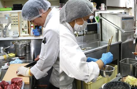 ■ 焼肉セナラ 深谷店 【調理正社員】