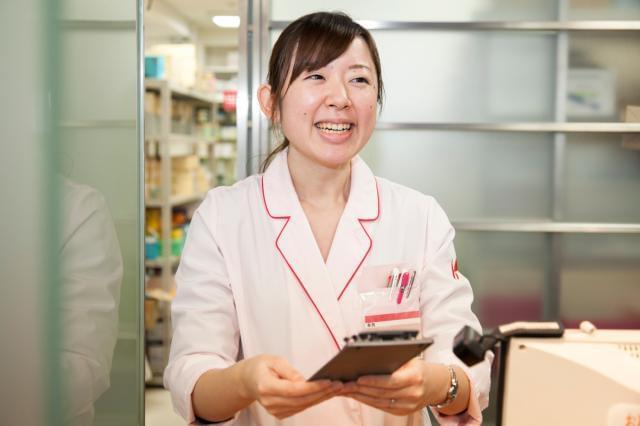 『クラフト』は全国に631店舗の調剤薬局を展開中。大切なのは一人ひとりの患者さまに寄り添える心遣い。