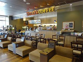 TULLY'S COFFEE 1枚目