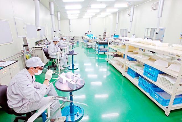 創業50年を超える当社!日本のモノづくりを支えるプライドを胸に働ける会社です。