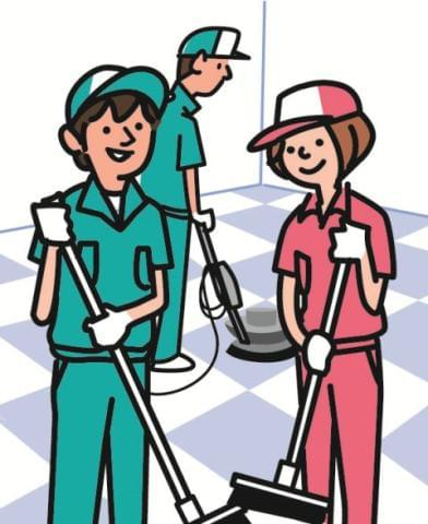 未経験でもOKの清掃補助スタッフ♪ シフト制だからあなたの希望をお聞かせください!