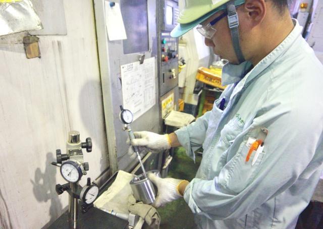 フォージテックカワベ株式会社 水戸工場