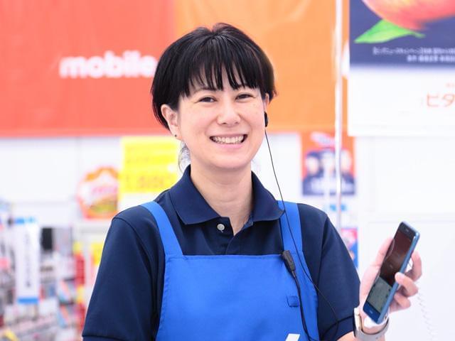 ケーズデンキ 田辺店(携帯販売スタッフ) 1枚目