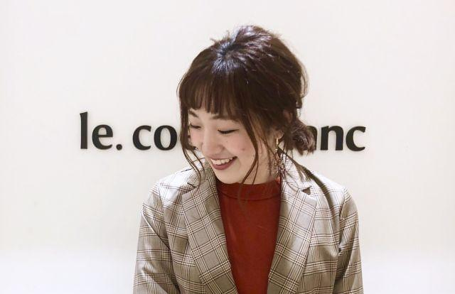 le.coeur blanc ル・クールブラン 新宿ミロード店 1枚目