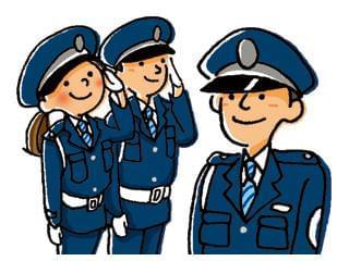 あなたの責任感が街の安全を守ります。幅広い世代の男性活躍中!