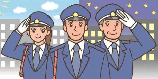 巡回業務は、隅々を確認。お客様を守る「安全」をお願いします。