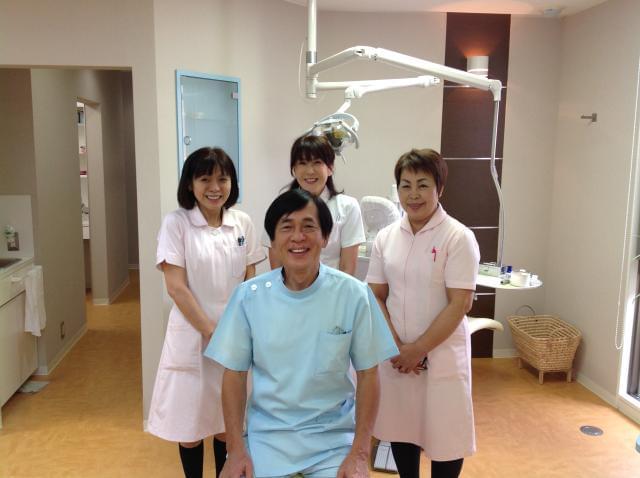 あなたの笑顔や親身な応対が、患者様の心強さに。目指したのは小さなお子様も笑顔で通える歯医者さん♪