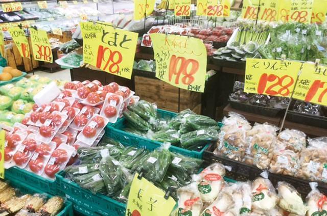 業務スーパーの野菜コーナーにて接客・販売をお願いします。