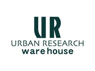 URBAN RESEARCH warehouse THE OUTLETS HIROSHIMA店 1枚目