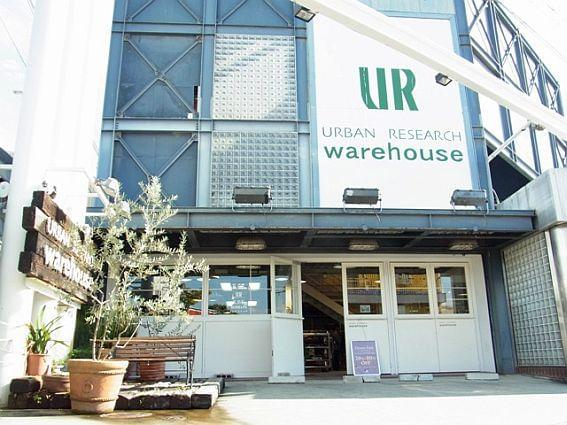 URBAN RESEARCH warehouse THE OUTLETS HIROSHIMA店 2枚目