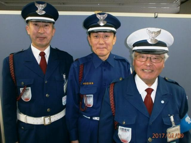 株式会社日警保安 埼玉事業部 1枚目