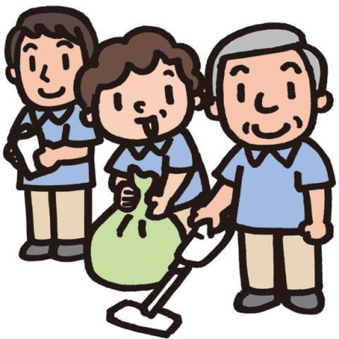 当社は昭和46年設立。 安定した業績を維持する総合ビル管理会社です。