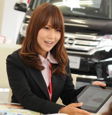 車や運転が好きな方はもちろん、人の笑顔が好きな方、大歓迎!