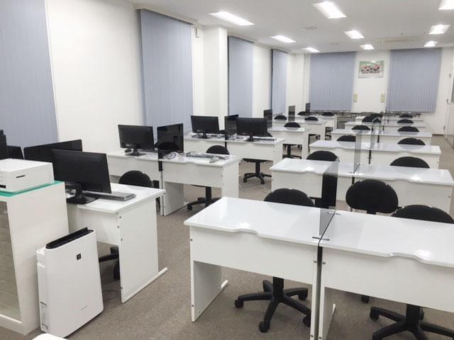 【会社の特徴】広くて綺麗な教室で働いてみませんか!