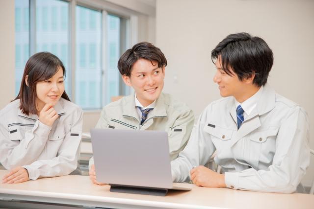 職業紹介サービスは「事前に職場の雰囲気がわかる」などメリットたくさん!
