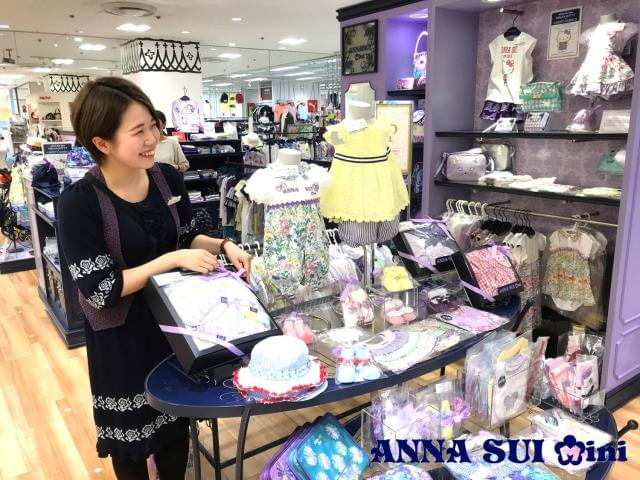 ANNA SUI mini(アナスイ・ミニ) そごう横浜店 1枚目