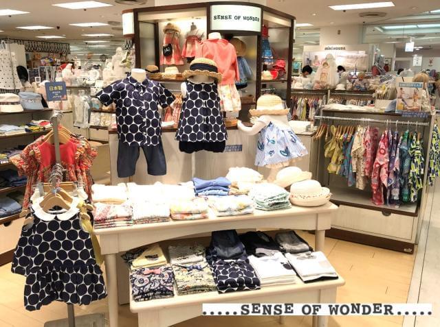 SENSE OF WONDER(センスオブワンダー) 横浜そごう店